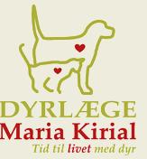 Dyrlæge Maria kirial Logo